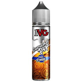 IVG Caramell Lollipop 50ml 0mg