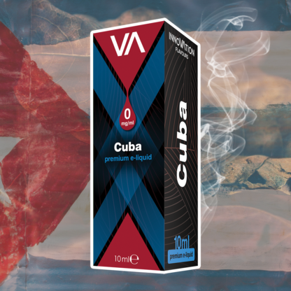 Innovation Cuba must be savoured slowly. It has a deep and dense flavour from the leaves of Cuban tobacco.