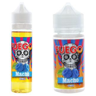 Fuego macho 40ml 80ml