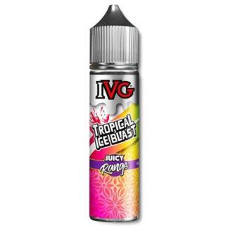 IVG Tropical Ice Blast 50ml 0mg