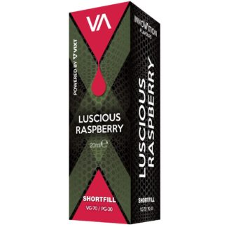 Innovation Luscious Raspberry 20ml Vape Juice