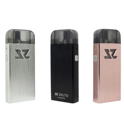 Zeltu x black silver and rose