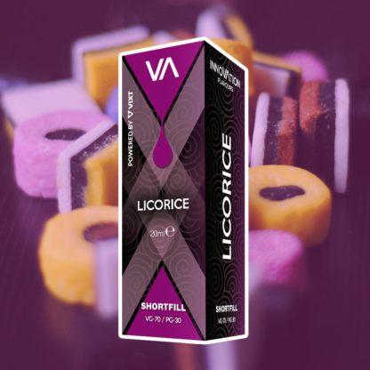 Innovation Licorice 20ml Vape Juice